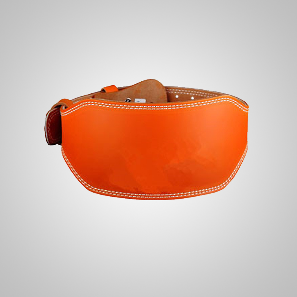 Professional cowhide Anchor belt