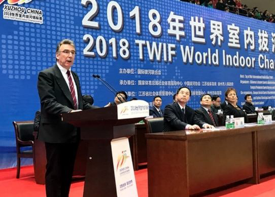 2018 TWIF World Indoor championships